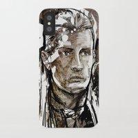 legolas iPhone & iPod Cases featuring Legolas by Patrick Scullin