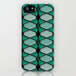Geometrix 144 iPhone Case