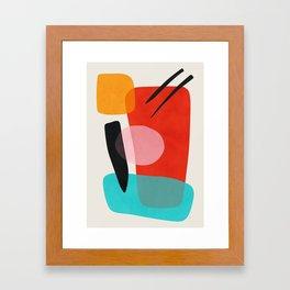 Diadem Framed Art Print