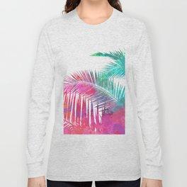 Palms Explosion Long Sleeve T-shirt