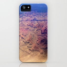 Grand Canyon From Above iPhone Case