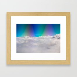 Radioactive Framed Art Print