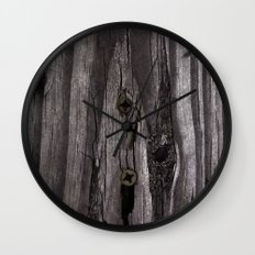 knotty Wall Clock