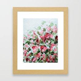 Claret 2 Framed Art Print