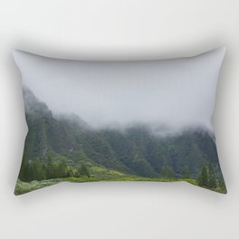 HEAVENLY MOUNTS Rectangular Pillow