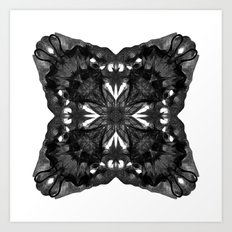 Kaleidoscope Eyes Art Print