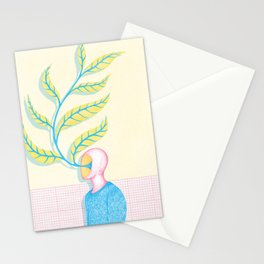 The Renaissance of Yourself Stationery Cards