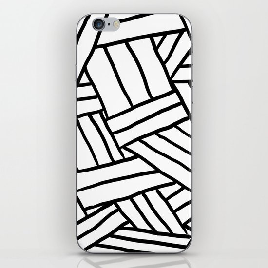 Raw Pattern Series: n.1 iPhone & iPod Skin