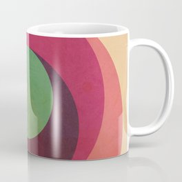 Abstract Circle Games Coffee Mug