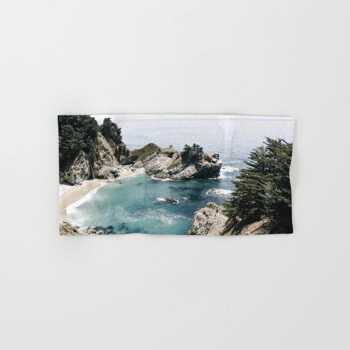 Mcway Falls Faded Hand & Bath Towel