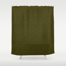 Christmas 001b Shower Curtain