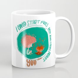 Valentines Day Present Coffee Mug
