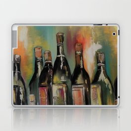 Time for Wine Laptop & iPad Skin
