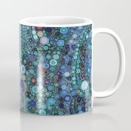 :: Ocean Fabric :: Coffee Mug