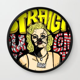 Straight Outa' Compton Wall Clock