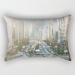 Tokyo 25 Rectangular Pillow