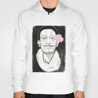 dali Hoodies featuring Dali by DonCarlos