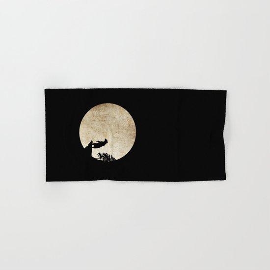 Bear Night Hand & Bath Towel