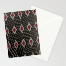 Glass Diamond  Stationery Cards