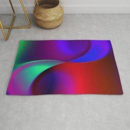 a towel full of colors -11- Rug