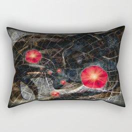 Filigree of the Mind Rectangular Pillow