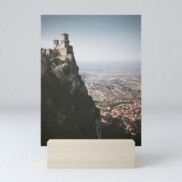 SAN MARINO Mini Art Print
