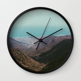 The Sutherlands Wall Clock