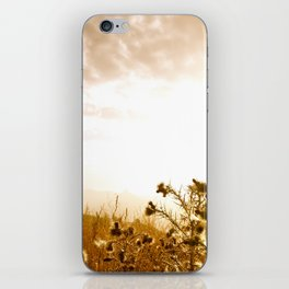 Can you hear that? iPhone Skin