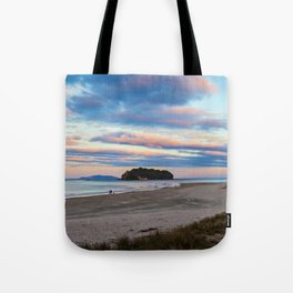 September Sunset Tote Bag