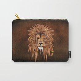 Dreadlock Lion Carry-All Pouch