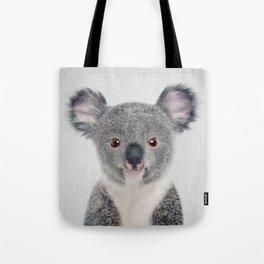 Baby Koala - Colorful Tote Bag