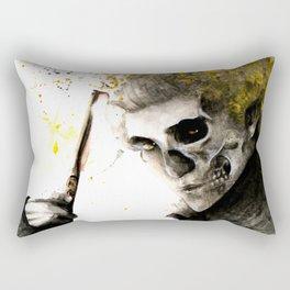 The Demon Barber Rectangular Pillow