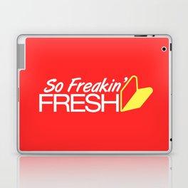 So Freakin' Fresh v1 HQvector Laptop & iPad Skin
