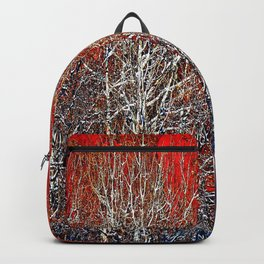 White Trees Backpack