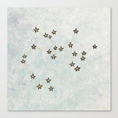 Sagittarius x Astrology x Zodiac Canvas Print