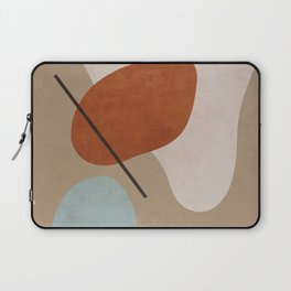 Abstract Shapes 10 Laptop Sleeve