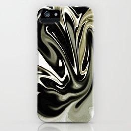 Liquified pt 1 iPhone Case
