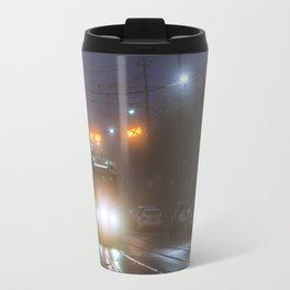 Winter Fog #2 Travel Mug