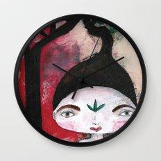 Love-Bhoomie Wall Clock