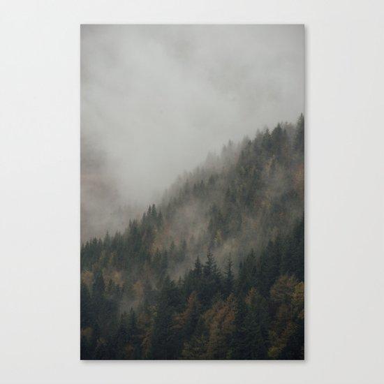 Take me home - Landscape Photography Canvas Print