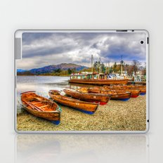 Queen of the Lake Laptop & iPad Skin
