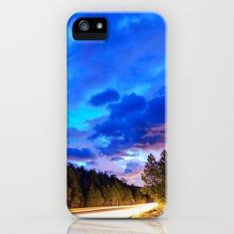 Colorado Highway 7 To Heaven iPhone Case