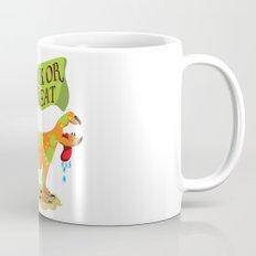 Hand Dog - Trick or Treat Mug