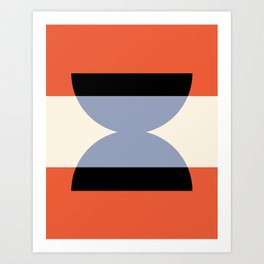 Abstract Minimalism I Art Print