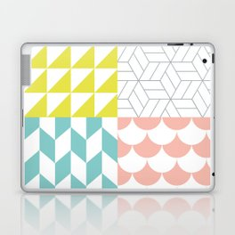 Nordic Pattern Mix Laptop & iPad Skin
