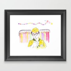 What Kind of Bird Are You? Framed Art Print