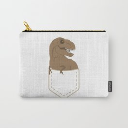 Dino # Carry-All Pouch