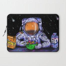 Astronaut's Breakfast Laptop Sleeve