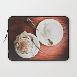 latte and hot chocolate Laptop Sleeve