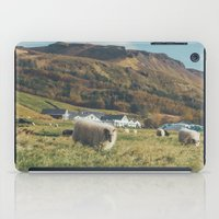 iceland iPad Cases featuring Iceland by Chelle Wootten